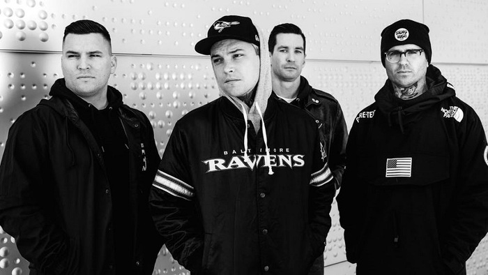 """""""ACROSS THE FUTURE 2019""""で来日するTHE AMITY AFFLICTION、新曲「All My Friends Are Dead」音源公開!"""