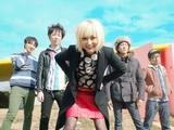XERO FICTION、3rdフル・アルバム『POP OVERDOSE!』アナログ盤を限定300枚でリリース決定!