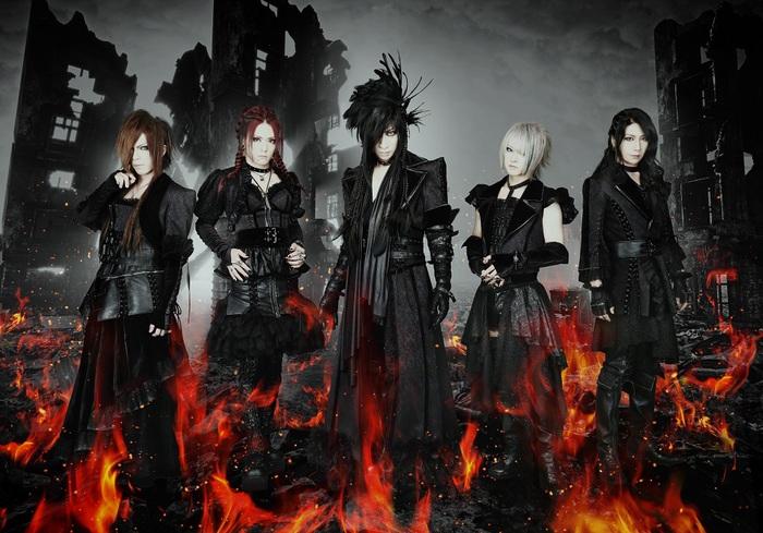 D、11/20リリースのニュー・シングル表題曲「UNCROWNED KING」先行配信スタート!