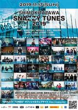 """11/17下北沢で開催""""SNAZZY TUNES""""、最終アーティストにMAKE MY DAY、アラウンドザ天竺、おはようございます、revenge my LOSTら14組決定!タイムテーブルも発表!"""