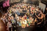 八木優樹(KEYTALK)、ぜんぶ君のせいだ。出演!10/14(月・祝)開催、名古屋激ロックDJパーティー18周年&100回記念スペシャル@今池3STARのレポート第1弾を公開!次回は来年2/24(月・祝)に同会場にて開催!