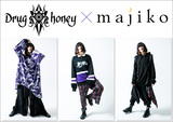 "majikoがゲキクロ新規取扱開始ブランド""Drug Honey""を着用!実力派女性SSW majikoのファッション観や、服と音楽の関係性に迫ったスペシャル・インタビュー&撮り下ろしギャラリー含む特設ページ公開!"