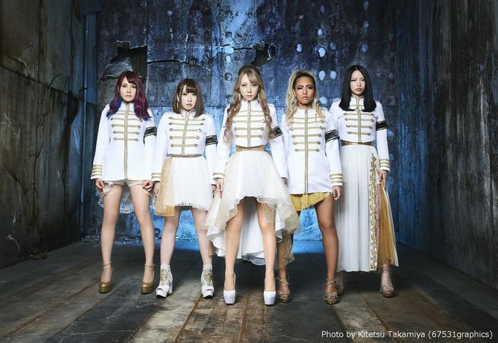 LOVEBITES、来年1/29ニュー・アルバム『ELECTRIC PENTAGRAM』リリース決定!Zepp DiverCity(TOKYO)公演含む過去最大規模のツアーも発表!