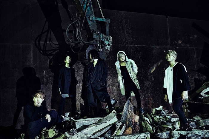 a crowd of rebellion、11/29リリースの配信限定ニューEP『:12_White』より先行シングル「MEI」配信スタート!