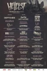 """フランスで開催されるメタルの祭典""""HELLFEST 2020""""、ラインナップ発表!日本からマキシマム ザ ホルモン、BABYMETAL、Crystal Lake、envy、MONOが出演決定!"""