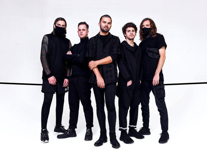 オーストラリアのメタルコア・バンド NORTHLANE、ニュー・アルバム『Alien』より「4D」MV公開!