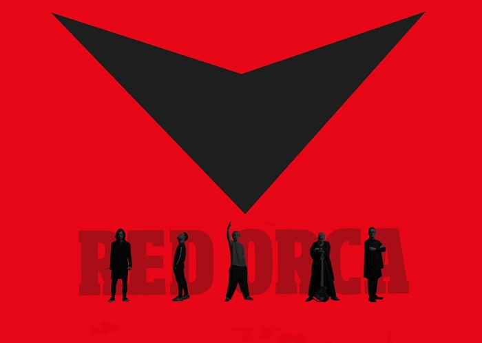 """金子ノブアキによる新プロジェクト""""RED ORCA""""、バンド・メンバー発表!来門(ROS/SMORGAS)、PABLO(Pay money To my Pain/POLPO)ら参加!"""