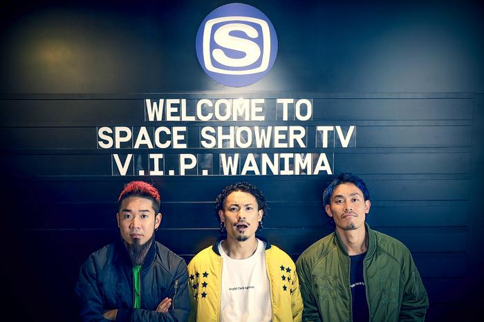 """WANIMA、11/16スペースシャワーTVにて究極の""""癒し""""スポット巡る特番OA決定!ニュー・アルバム『COMINATCHA!!』への想いも語る!"""
