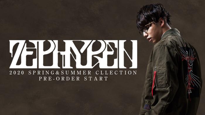 Zephyren(ゼファレン)2020 Spring&Summer Collection、期間限定予約開始!ブランド創設5周年を祝したスペシャルなアイテムなどがラインナップ!
