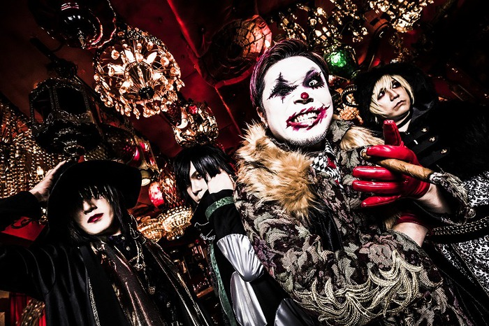 NoGoD、結成15周年企画第2弾として過去のフル・アルバム8作品を完全再現する東名阪マンスリー・ワンマン・ツアー開催決定!
