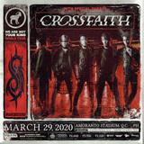 Crossfaith、約3年ぶりとなるフィリピン公演が決定!SLIPKNOTと共演!