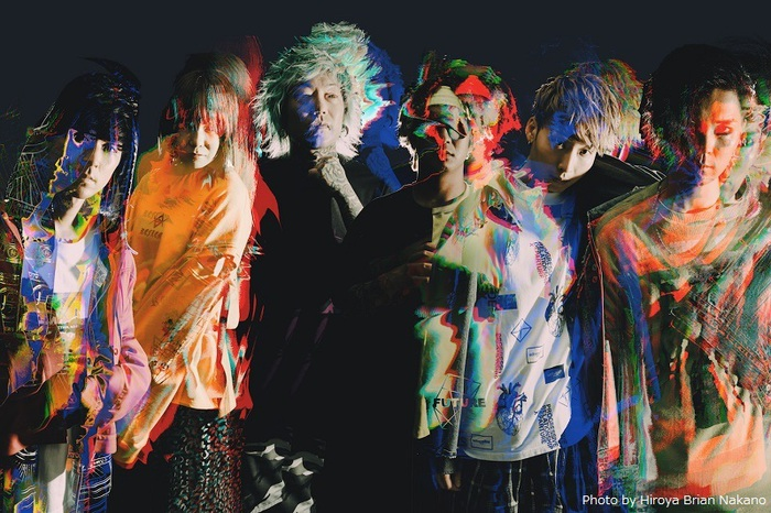 """FABLED NUMBER、""""ELEXGAME TOUR""""神戸公演ゲストにヒステリックパニック決定!"""