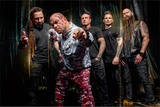 FIVE FINGER DEATH PUNCH、ニュー・アルバム『F8』来年2/28リリース決定&新曲「Inside Out」リリック・ビデオ公開!