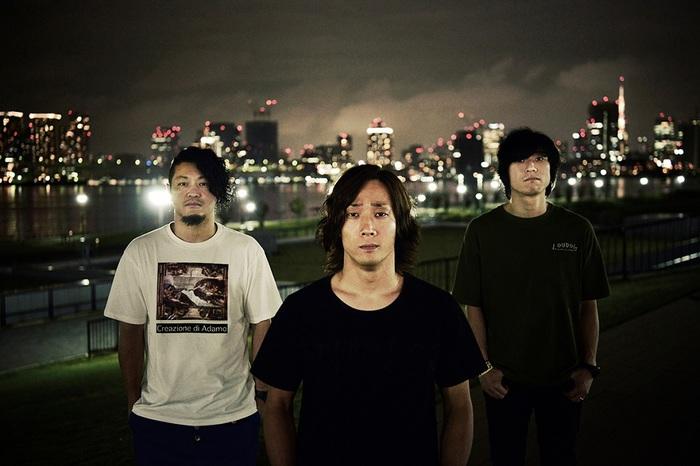 locofrank、今ツアー3/22堺GOITH公演を最後にTatsuya(Dr)が脱退