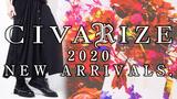 CIVARIZE(シヴァーライズ)からレイヤード仕立てのワイド・サルエル・パンツと鮮やかな花柄プリントが目を引くロング・スリーブ・シャツが入荷!