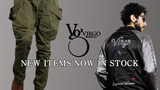 VIRGO(ヴァルゴ)から発売前から話題となっていたリバーシブル・ジャケットと名作カーゴ・パンツの復刻版が新入荷!