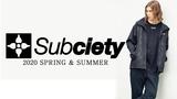 Subciety(サブサエティ)からバック・プリントが目を引くパーカーやジャケット類が一挙入荷!