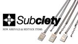 Subciety(サブサエティ)から定番スナップ・バック・キャップや新作ネックレスが一挙入荷!
