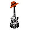 """ARABAKI ROCK FEST.20""、第2弾出演者でMONOEYESら16組発表!前夜祭も開催!"