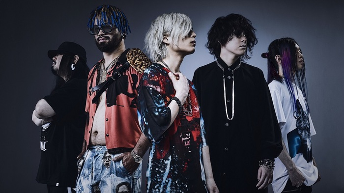 Fear, and Loathing in Las Vegas、ニュー・アルバム 『HYPERTOUGHNESS』収録曲「The Gong of Knockout」MV公開!ツアー最終ゲストにブルエン、GARI、フレデリックが決定!