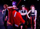 男女ツイン・ヴォーカル・バンド Free Aqua Butterfly、3/4に6年ぶりのニュー・ミニ・アルバム『Boo&Coo』リリース決定!収録曲「Re:Life」MV公開!