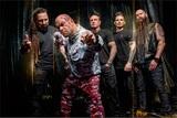 FIVE FINGER DEATH PUNCH、2/28リリースのニュー・アルバム『F8』より「Full Circle」音源公開!