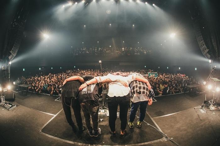 "The BONEZ、""We Control Tour 2019""ドキュメンタリー映像後編を本日2/29公開!"