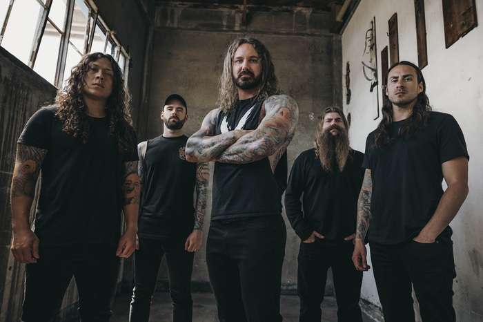 AS I LAY DYING、未発表曲「Destruction Or Strength」リリース!