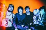 アシュラシンドローム、4/3リリースの6thミニ・アルバム『ENCOUNTER』収録曲&ジャケ写発表!トレーラー映像も公開!