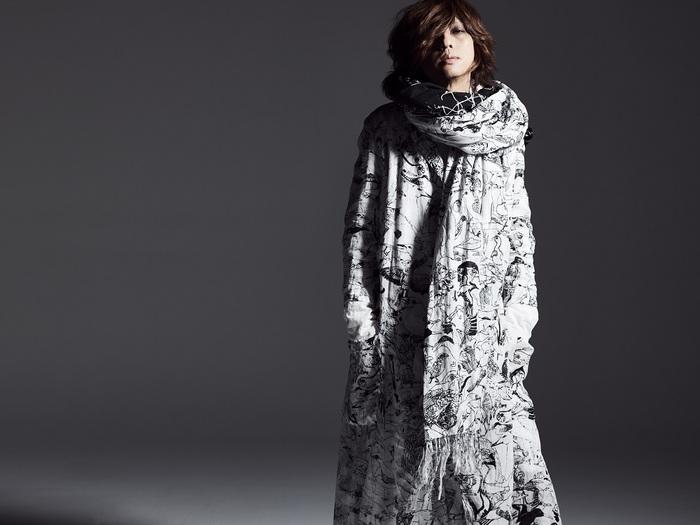 清春、本日3/25リリースの10thアルバム『JAPANESE MENU / DISTORTION 10』より「下劣」リリック・ビデオ公開!