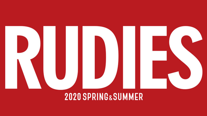 10-FEETや最上もがコラボでもおなじみ、RUDIE'S (ルーディーズ)より最新アイテムが入荷!人気のDRAWING-Tも再入荷!