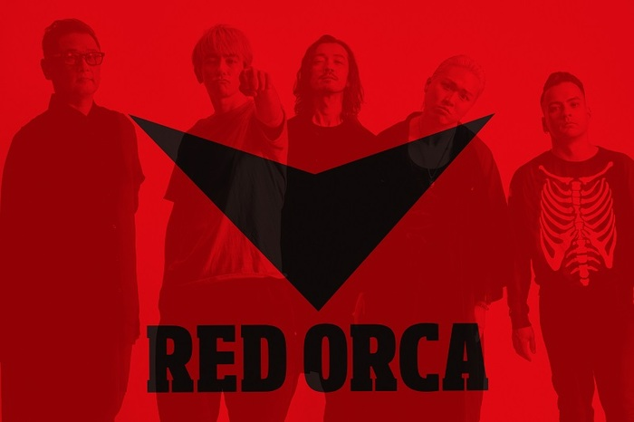 金子ノブアキによるニュー・プロジェクト RED ORCA、1stアルバム『WILD TOKYO』本日3/20デジタル・リリース!収録曲「Night hawk」MVも公開!