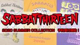 SABBAT13 2020Summer Collectionの予約受付開始!サマーシーズンに大活躍間違いなしのTシャツが多数ラインナップ!