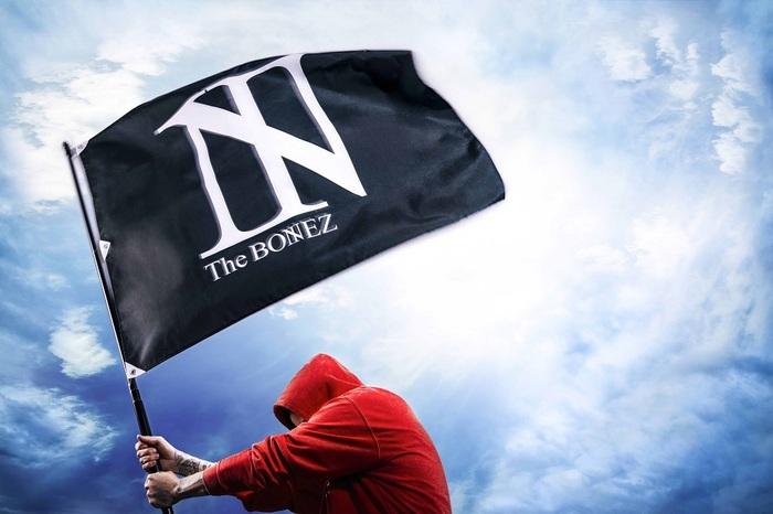 """The BONEZ、5月から全国12都市巡るツアー""""re:BIRTH""""開催決定!"""
