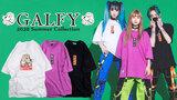 GALFYから個性爆発な春Tシャツが一斉入荷!ブランドが得意とする刺繍デザインが落とし込まれたシリーズが登場!