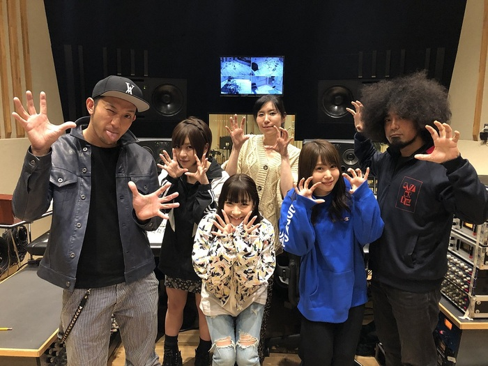 あゆみくりかまき、配信限定EP『Grateful』5/5リリース!バックドロップシンデレラ作詞作曲による収録曲のMVも公開!