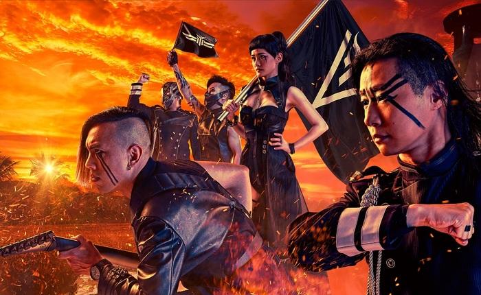 "CHTHONIC、野外ライヴ""TAIWAN VICTORY 台湾大凱旋""の映像を本日23時よりプレミア公開!"