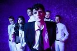 6人組ホラー・パンク・バンド CREEPER、7/31リリースの2ndアルバム『Sex, Death & The Infinite Void』より「All My Friends」先行配信&MV公開!