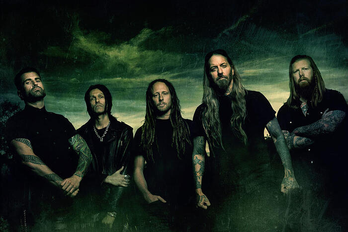 DEVILDRIVER、ニュー・アルバム『Dealing With Demons I』リリース決定!新曲「Keep Away From Me」リリック・ビデオ公開!