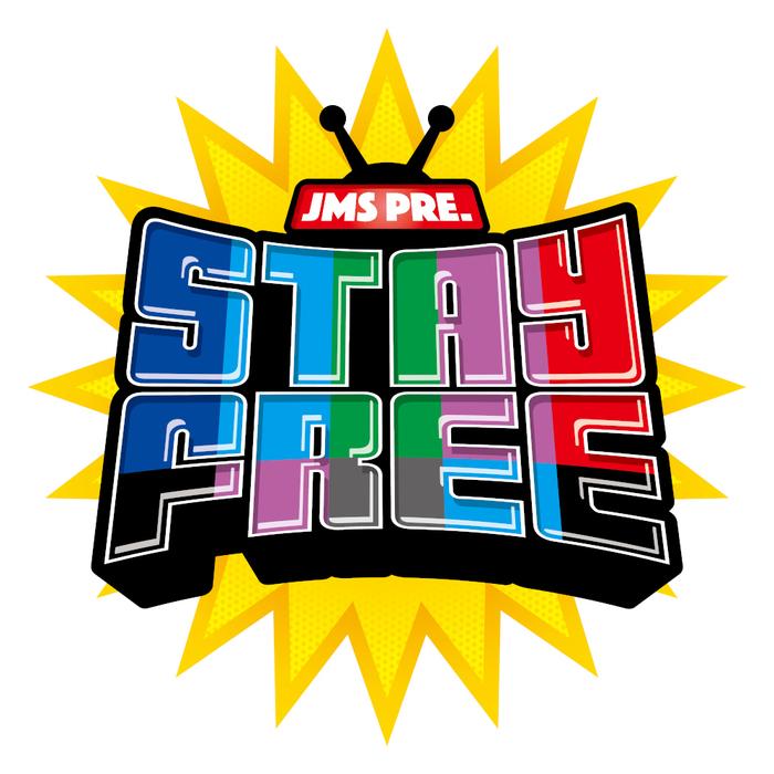 """猪狩秀平(HEY-SMITH)、Koie(Crossfaith)、JOEY(EGG BRAIN)が第1回に出演!JMSのYouTubeチャンネルで新番組""""STAY FREE""""スタート!"""
