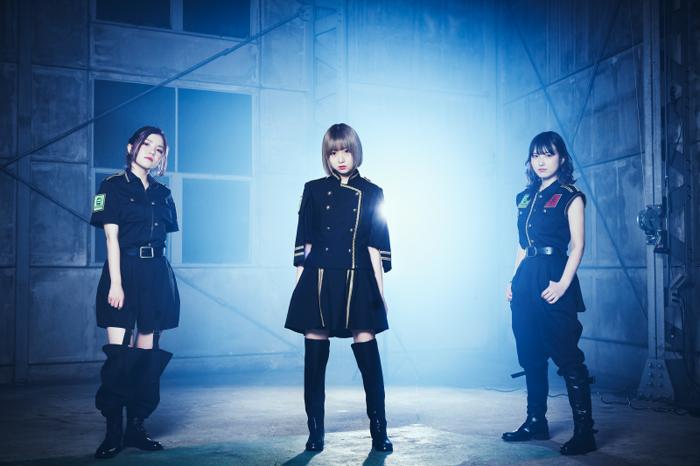 """ガールズロックバンド革命、バンド名を""""TRiDENT""""に改名し再始動!新曲「Continue」MV公開!"""
