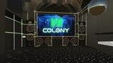"""バーチャル空間""""VR COLONY""""、開店!ライヴハウス COLONYで開催したライヴ映像が視聴可能に!"""