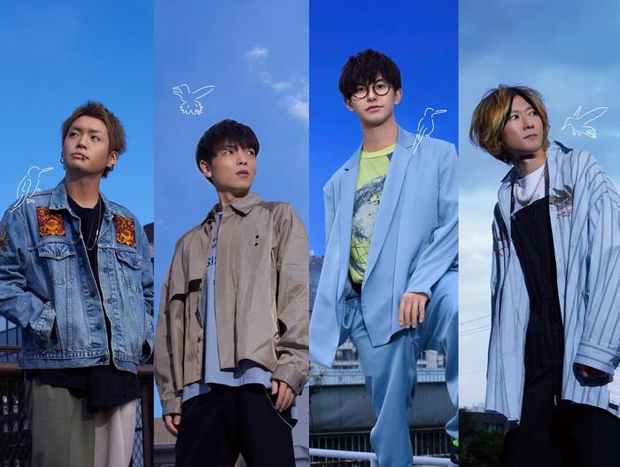 BLUE ENCOUNT、新曲「あなたへ」5/13配信リリース!武道館ワンマンのライヴ映像、メンバーによるトーク番組も公開決定!