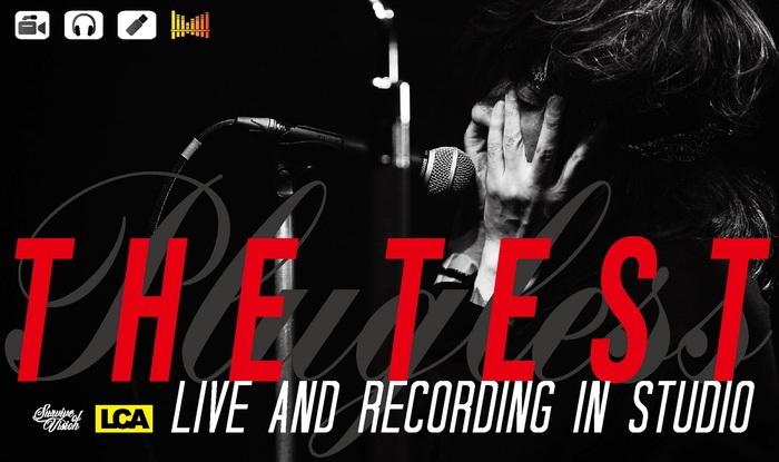 清春、初の電子チケット制でスタジオ・ライヴ・レコーディングを2デイズ配信決定!