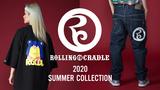 ROLLING CRADLE(ローリングクレイドル)より2020 SUMMER COLLECTIONのデニムサルエルパンツやビッグTシャツが入荷!