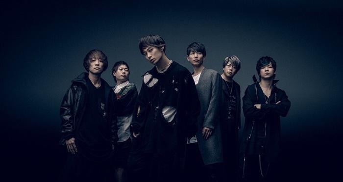 UVERworld、7/1リリースの映像作品『UNSER TOUR at TOKYO DOME 2019.12.19』アートワーク公開!結成20周年とデビュー15周年記念日に配信ライヴ決定!
