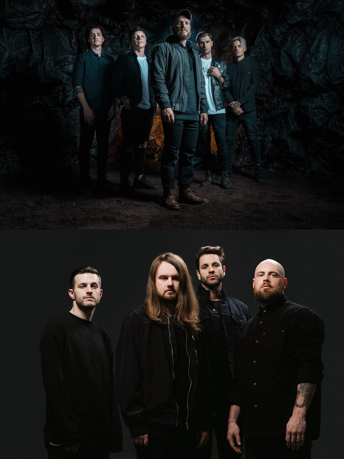 WE CAME AS ROMANS × FIT FOR A KING、お互いの楽曲のコラボレーション音源を発表!
