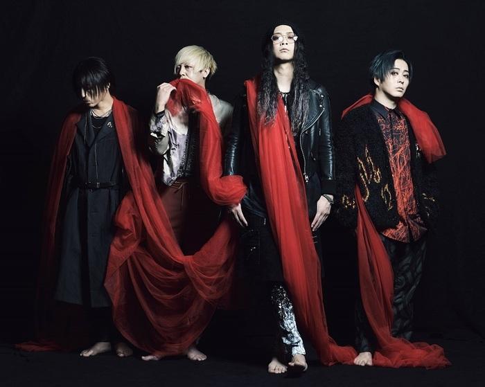 MUCC、ニュー・アルバム『惡』がバンド初のオリコンデイリーチャート1位!アルバムにはシークレット曲も収録!