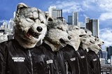 "MAN WITH A MISSION、10年を完全網羅したベスト盤『MAN WITH A ""BEST"" MISSION』ジャケ写公開!"