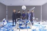 BLUE ENCOUNT、ワンテイクで収録した「ハミングバード」MV撮影の様子を期間限定公開!